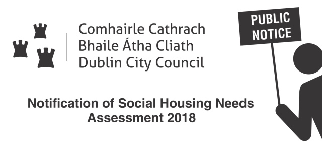 Dublin City Council Housing Needs Assessment   Councillor Ray